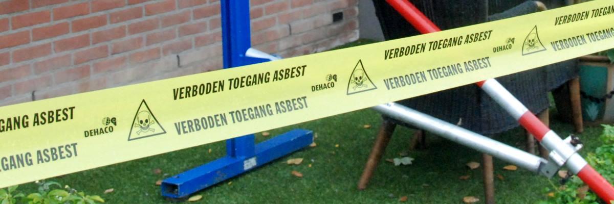 Subsidie verwijderen asbest